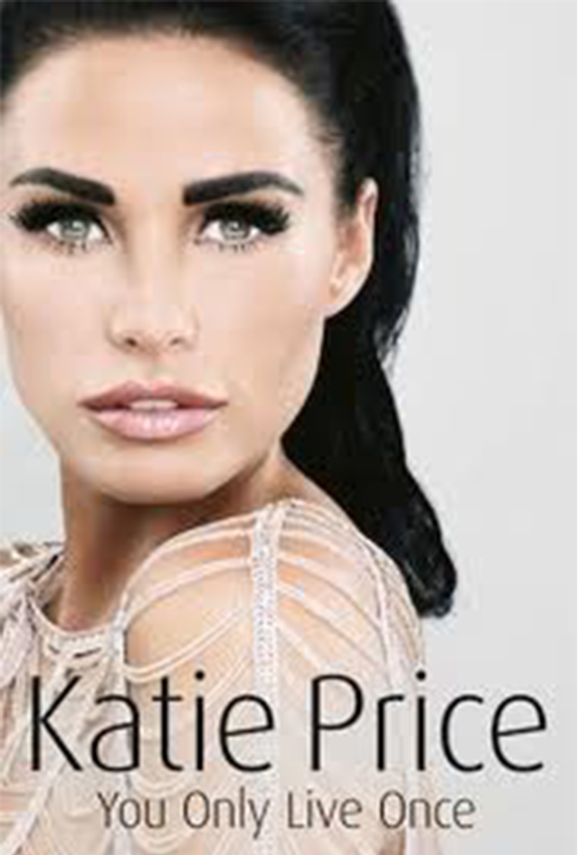 katie price you only live once